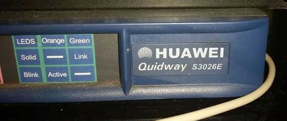 Суйтч/switch Huawei Quidway S3026E
