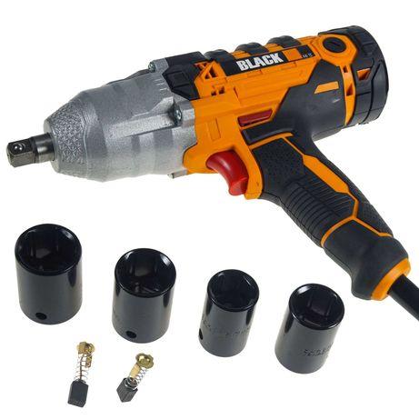 Pistol impact electric 2100W 800Nm 17,19,21,22mm (12063)