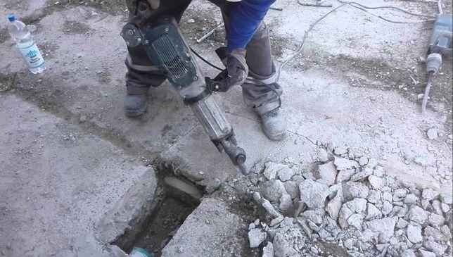 Spart beton Decopertari Demolari Sector 1 2 3 4 5 6 Ilfov