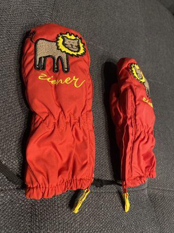 Детски скиорски ръкавици  ziener