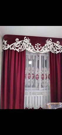 Продам красивый шторы