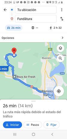 Teren intravilan 4000m Fundatura,Vladesti.