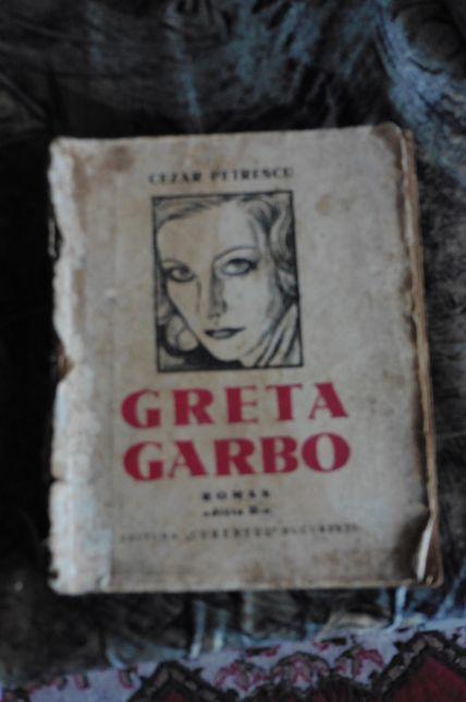Greta Garbo Cezar Petrescu