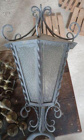 Lampă de Exterior *** vintage / antic / vechi / retro ***