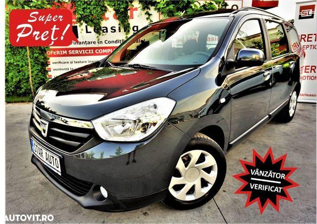 Dacia Lodgy 1.2 TCE / Posibilitate Rate cu Avans 0 / Garantie 12 Luni / IMPECABILA