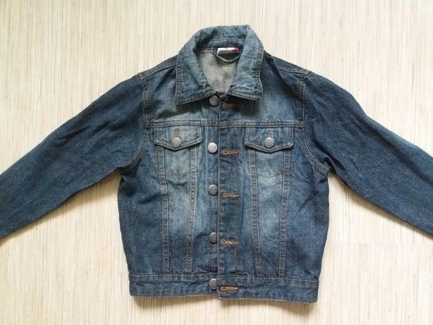 geaca jeans Yigga masura 134 cm