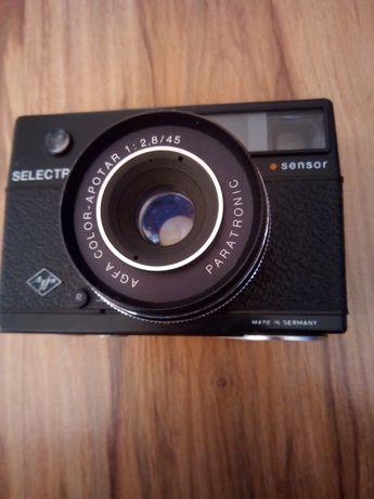 Стар фотоапарат Агфа