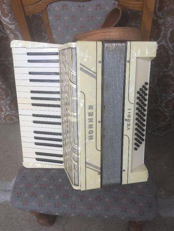 Vind acordeon Hohner Verdi I