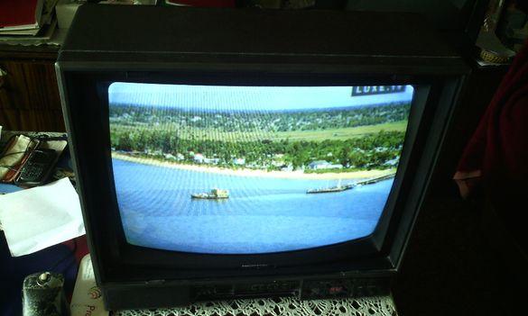 Японски цветен телевизор