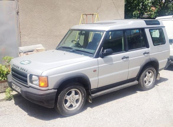 Land Rover Discovery 2.5 TD5, 2002г. Само на части