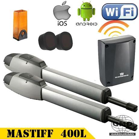 Automatizare porti batante MASTIFF 400L WI-FI