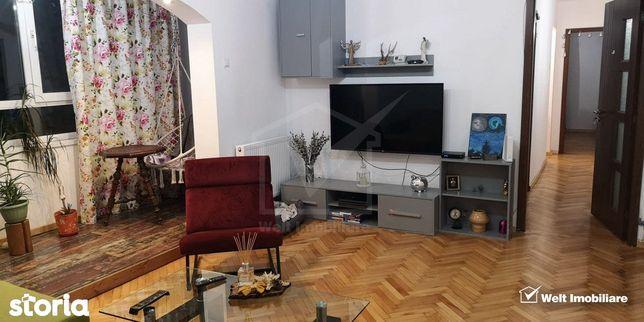 Apartament 3 camere, 63 mp, zona Bucium, Manastur