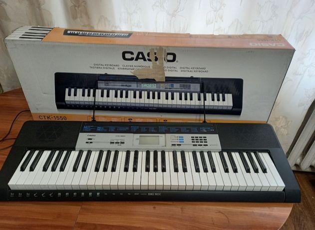 Синтезатор CASIO СТК-1550К7-AD Black