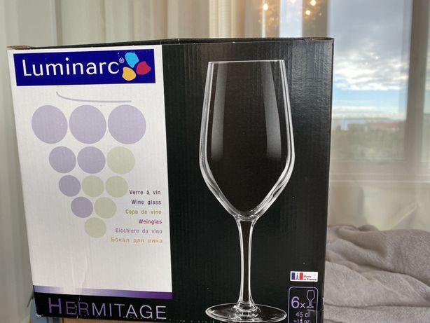 Фужеры для вина, шампанского