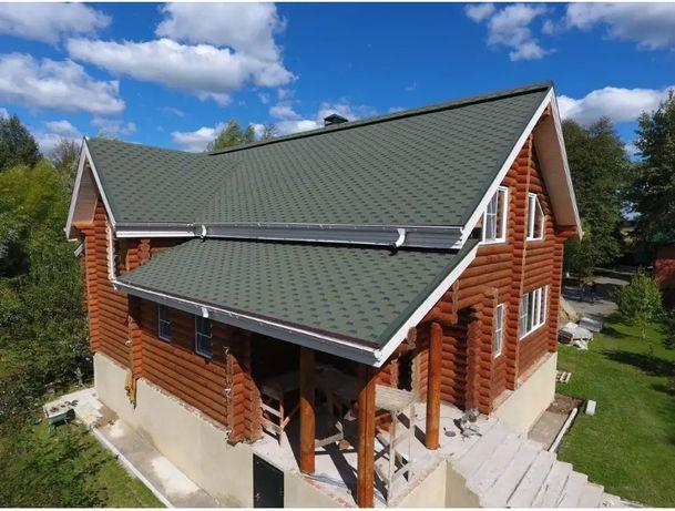 Ремонт крыши и водостока