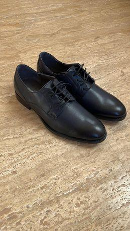 Pantofi bărbătești din piele, noi