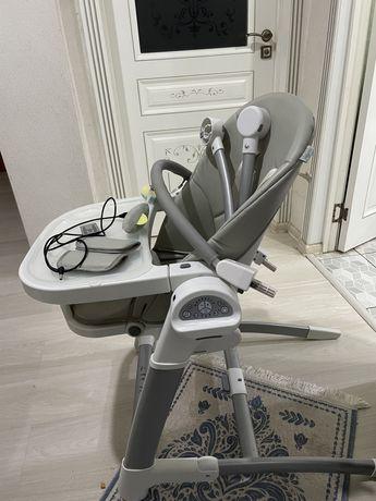Марибель 3/1: электрокачеля,стульчик,шезлонг продается срочно!