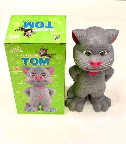 Говорещ Том (my talking Tom) Говорещо коте
