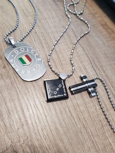 Мъжки гердани / синджири - Dolce & Gabbana и други