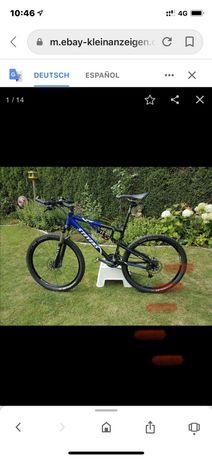 Vand bicicleta de Munte stevens f9 team xl