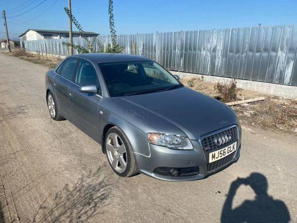 Audi A4 B7 2.0TDI BRE ауди а4 б7 2.0тди бре 140кс с-лине на части