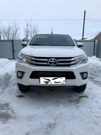 Продам Toyota Hilux 2018г.в.