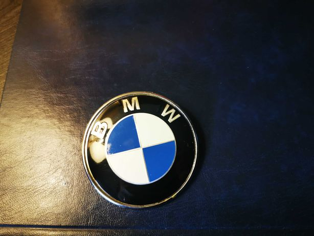 Emblema capota fata  BMW (84mm)