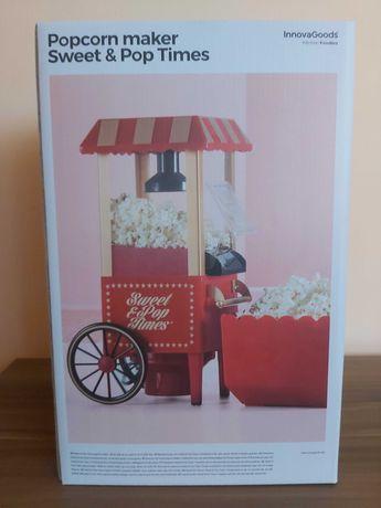 Aparat de facut popcorn fara ulei InnovaGoods