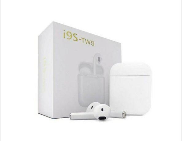 Casti Audio Wireless stereo fara fir cu Bluetooth i9s , v5.0 , Compati