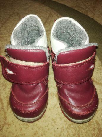 Детская обувь, осень-весна
