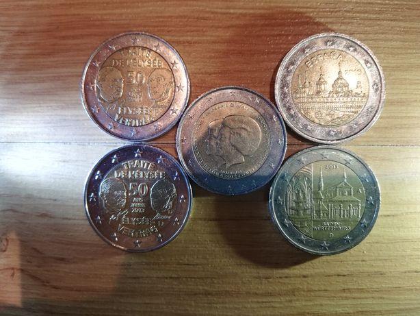 Monede 2 euro 2013 circulate