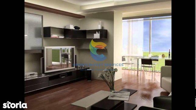 Apartament 2 camere, decomandat, 53,5mp util, Tatarasi, zona Ciric