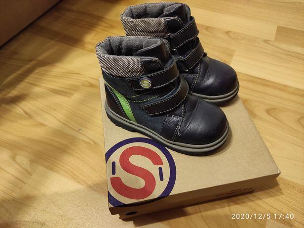 Продам детскую обувь (весна, осень).