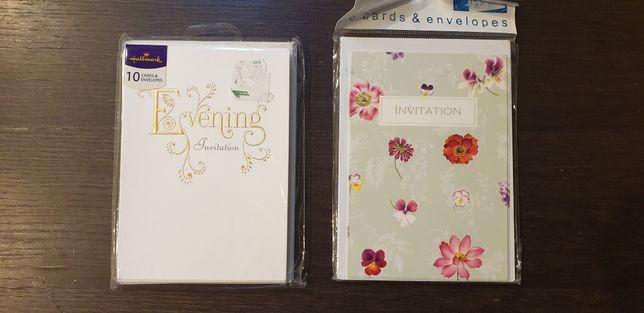 Carduri de invitatii in engleza