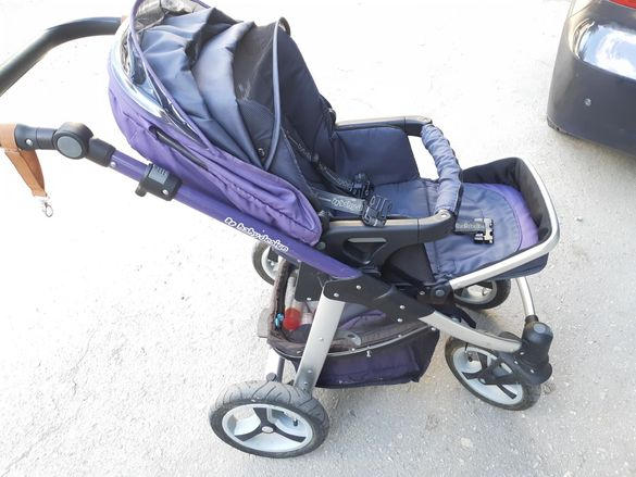 Детска количка бейби дизайн 2 в 1