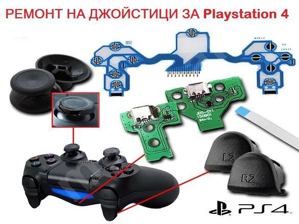 РЕМОНТ на ДЖОЙСТИЦИ DualShock 4. Преинсталация на Windows