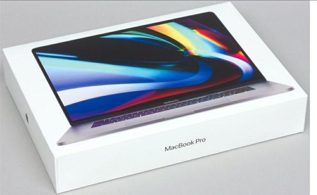 """Macbook Pro 16"""" i9 2.3GHz 16GB Ram 1TB SSD RADEON PRO 5500M SIGILAT"""