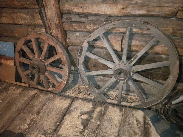 Продам старинные колеса