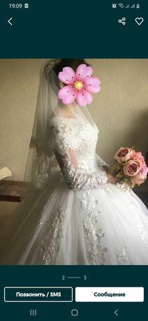 Платье свадьбный