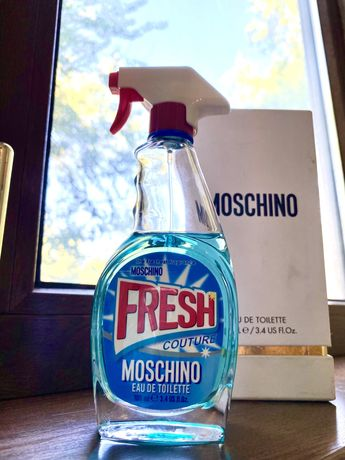 Французский парфюм Moschino