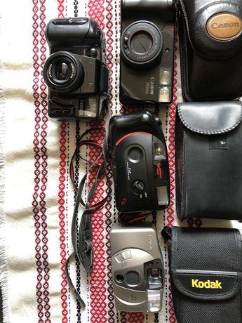 лот стари фотоапарати