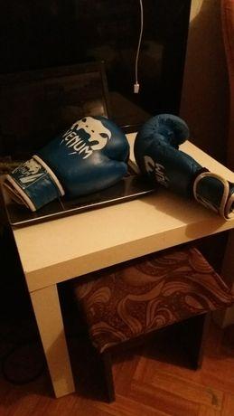Боксёрские перчатки для единоборства, груша для бокса, бандаж для руки