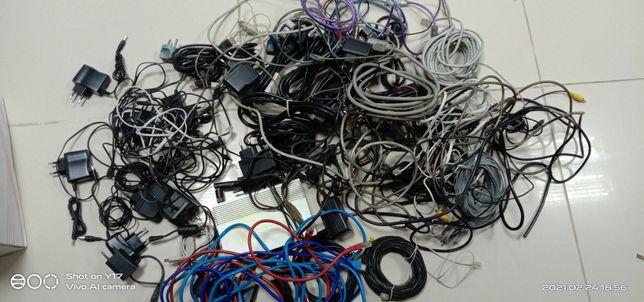 Шнуры-провода питания ра (кабель силовой ) для компьютеров, мониторов.