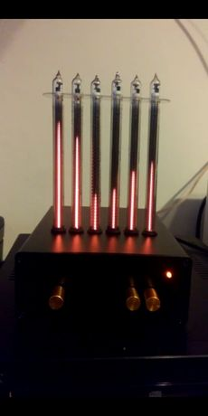Vand vumetru,analizor spectru audio 6 frecvente