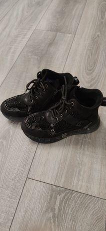 Ботинки для девочки Pafi