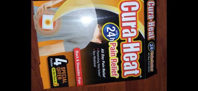 Plasturi pentru dureri de spate Cura Heat