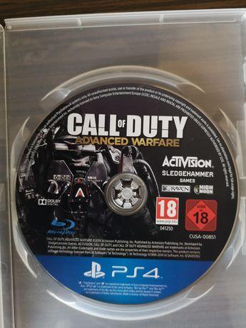 Call of Duty Advaced Warfare Ps4