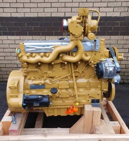 Motor Caterpillar C6.6 - Nou - Garantie 12 luni