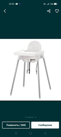 Детский столик от Ikea