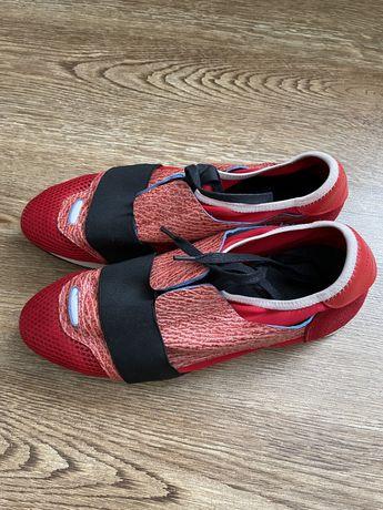 Модные стильные брендовые кроссовки Balenciaga